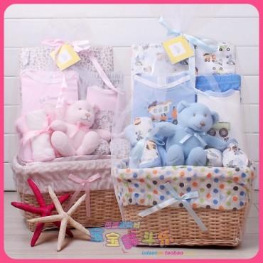 подарочный набор для новорожденного купить