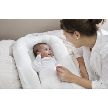 Кокон-гнездышко для малыша, Серый