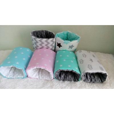 Подушка-муфта для укачивания малыша