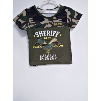 "Футболка детская ""Sheriff"""