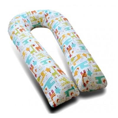 """Подушка """"U-350"""" жирафики (350 см)"""