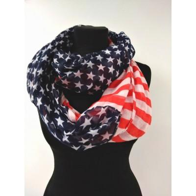 """Шарф """"Флаг США"""""""