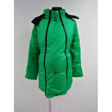 """Куртка демис. """"Хельга"""" 2в1 яблоко для беременных"""