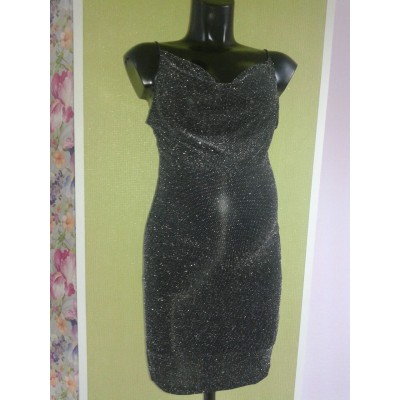 """Платье """"585800"""" для беременных; черное"""