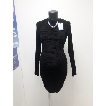 """Платье """"0547862"""" черное; для берем."""