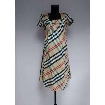 """Платье """"5231"""" Клетка для беременных"""