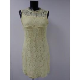 """Платье """"ПЛ-03"""" Лимон, для кормящих мам"""