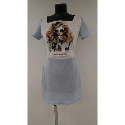 """Платье """"Лана"""" для кормящих мам"""