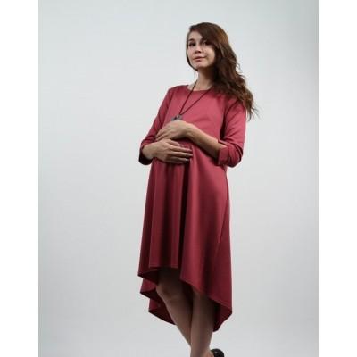 """Платье """"5012"""" Слива для беременных"""