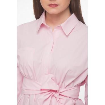 """Блуза """"112.711"""" Розовая для берем/кормл"""
