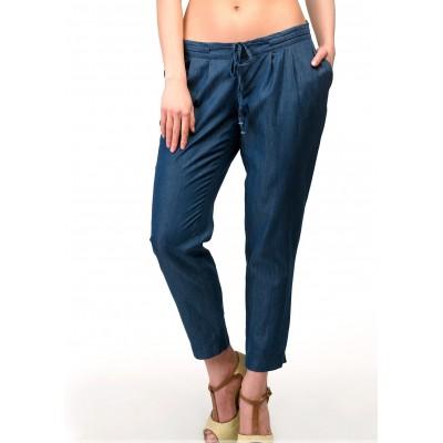 Летние брюки для беременных модель Чинос
