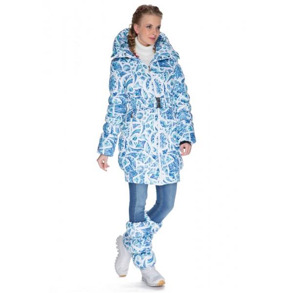 """Куртка 3в1 """"Исландия"""" льдинки для беременных и слингоношения"""