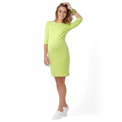 """Платье """"Марисса"""" Яблочное для беременных"""