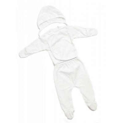 """Комплект для новорожденных Молочный """"Я-318"""""""