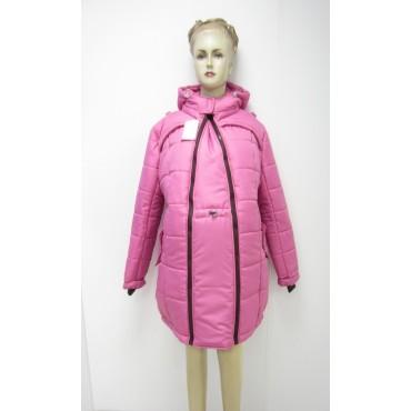 """Куртка 3 в 1 зимн. """"Парка"""" Фуксия"""