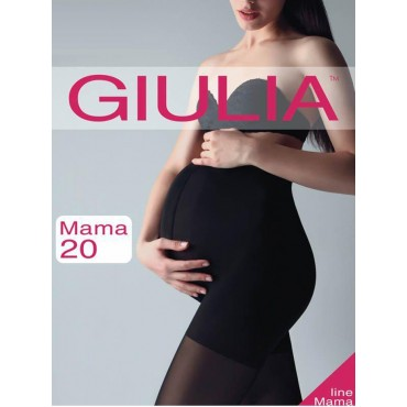 Колготки д/бер. Giulia 20 nero