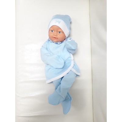 Комплект для новорожденных 3 предмета для мальчика