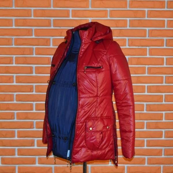 Вставка (в вашу куртку) длябеременных