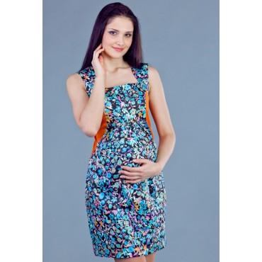 """Платье """"136105хт"""" для беременных"""