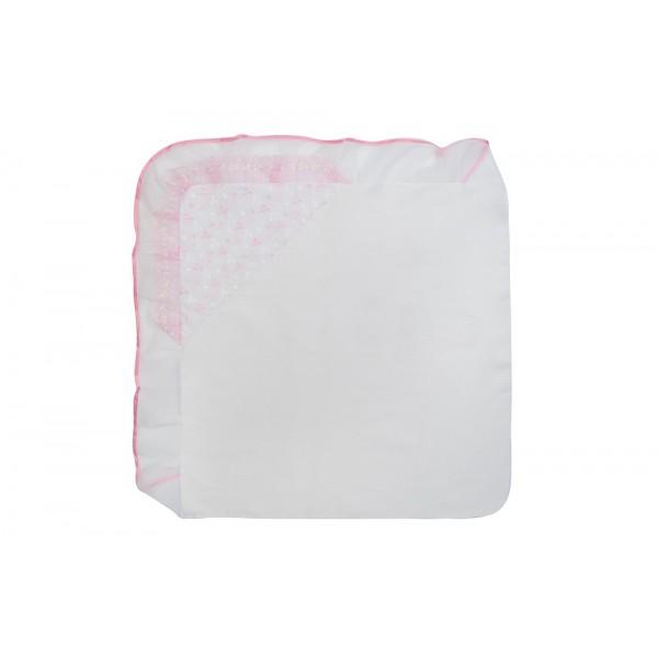 """Уголок для новорожденного """"71"""" розовый"""