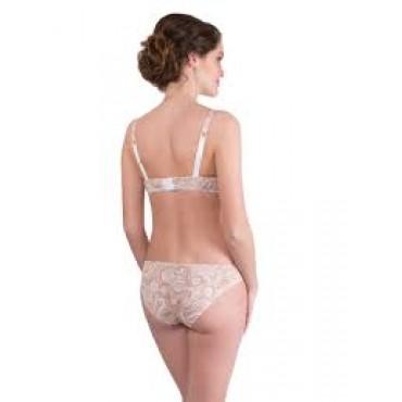 Трусики для беременных под живот жанет розовый узор