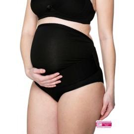 Бандаж для беременных дородовой черный