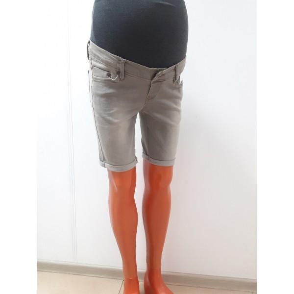 Шорты для беременных джинсовые