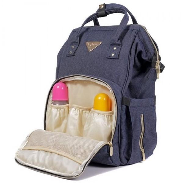 Рюкзак для мамы (сумка для бутылочек и приналдежностей)