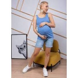 Майка для беременных с секретом кормления