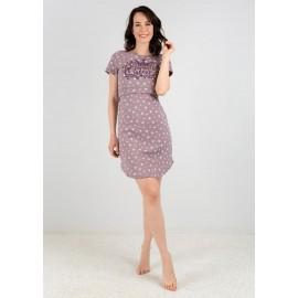 Домашнее платье в роддом для беременных и кормящих