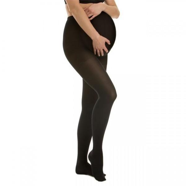 Колготки для беременных компрессионные противоварикозные черные