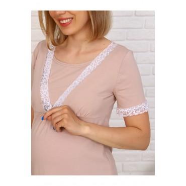 Сорочка в роддом для беременных и кормящих
