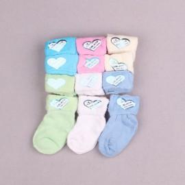 Носочки для новорожденных 43.1
