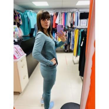 """Спортивный костюм для беременных """"903"""" фисташка"""