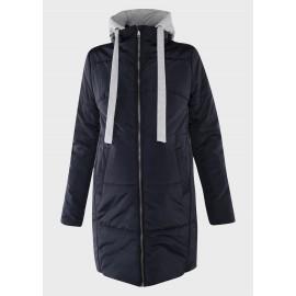 """Куртка для беременных """"104984"""" синяя"""