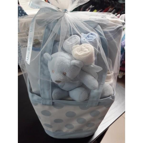 Подарочный набор для новорожденного в сумке