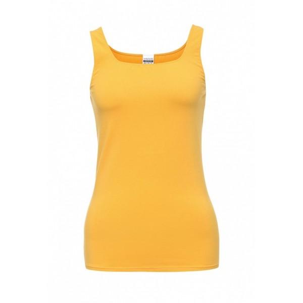 """Майка """"552900"""" Желтая для беременных"""