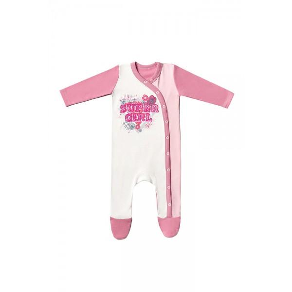 """Комбинезон """"624.015.022"""" Розовый для девочек"""