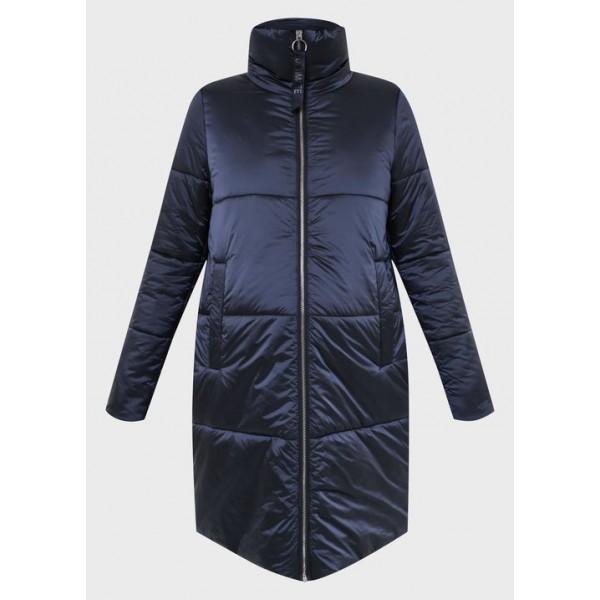 Куртка для беременных демисезонная цвет синий
