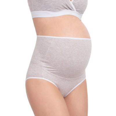 Трусы для беременных высокие 320-05 бежевый меланж