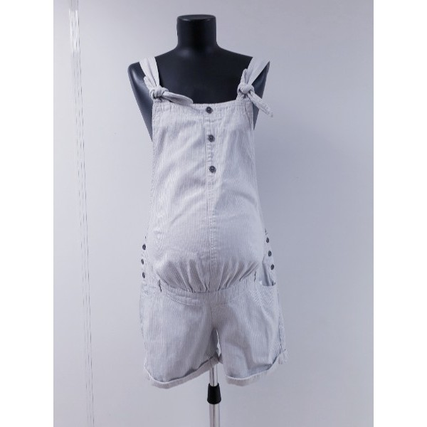 Комбинезон шортами хлопковый для беременных