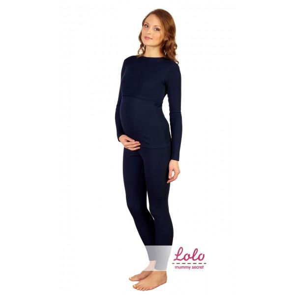 Термобелье для беременных: лосины