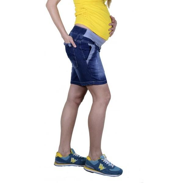 Шорты для беременных джинсовые т.деним